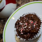 gluten-free peppermint brownies