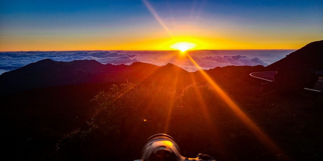Photo of the Month: March – Haleakala