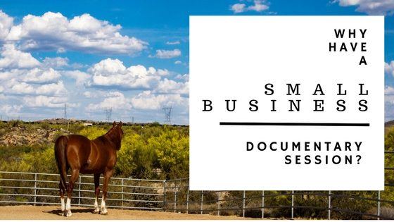 Small Business Documentary Sessions
