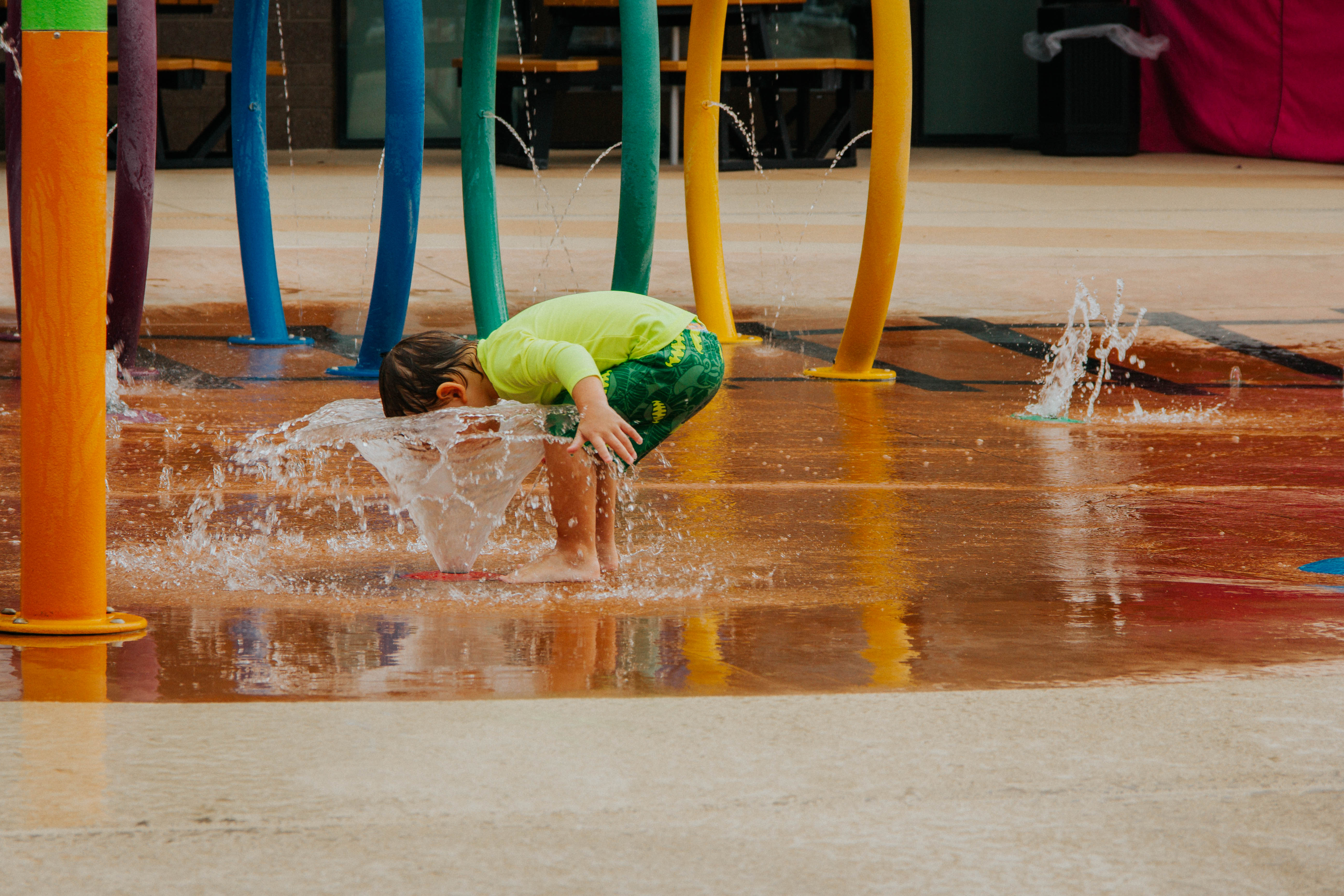 Summer session – Swim Lessons