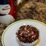 gluten-free peppermint brownies